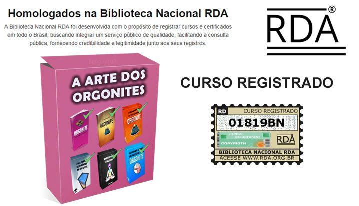 RDA-CURSOREGISTRADO